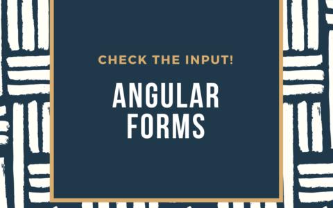 【Angularサンプルプログラム解説(2)】入力チェックについて