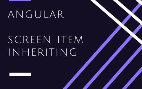 【Angularサンプルプログラム解説(3)】画面間での値の受け渡しについて