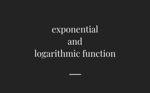 機械学習のための数学基礎の基礎まとめ【指数や対数の公式に慣れる】