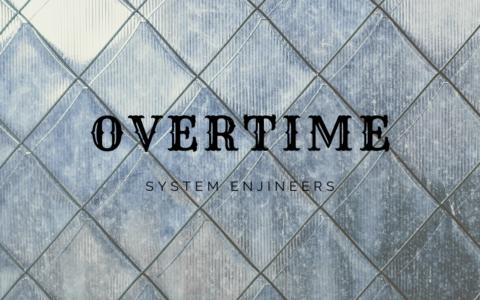 システムエンジニアやプログラマーの残業について【6年目の僕の体験を基に】