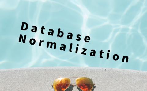 データベースの基礎【正規化(非正規形を第3正規形にする)】